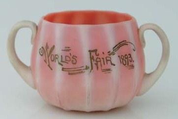World Fair 1893 Handle Cup