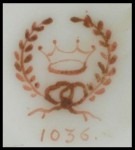 Colonial Ware Mark by Mt Washington