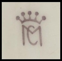 Marks with Crown and CM