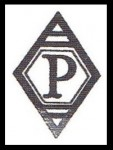 P Mark in Diamond for Pairpoint
