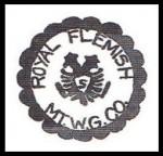 Royal Flemish MT. W.G. CO. Mark