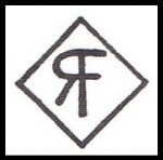 RF Royal Flemish Mark for Mount Washington