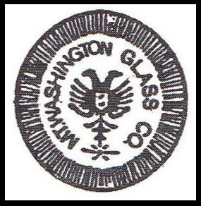 Mt. Washington Glass Co. Mark